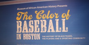 The Color of Baseball Museum Exhibit